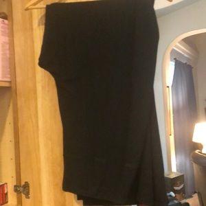 JJill blacks slacks for work